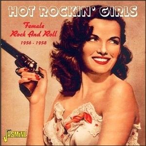 VA - Hot Rockin' Girls - Female Rock And Roll (1956 - 1958)