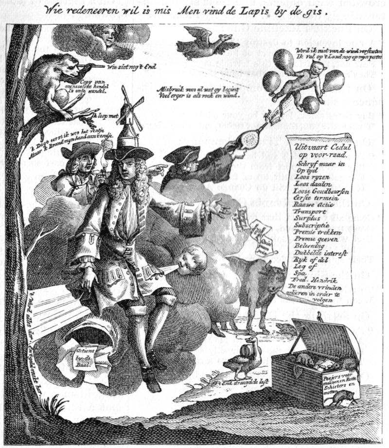 Экономика Мавроди и Мефистофеля - relevant